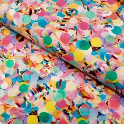 Džersis spalvoti burbuliukai