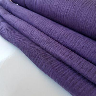Muslinas tamsus violetinis