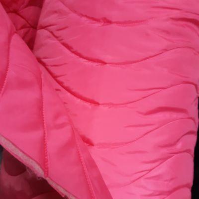 Rožinis dvipusis striukinis