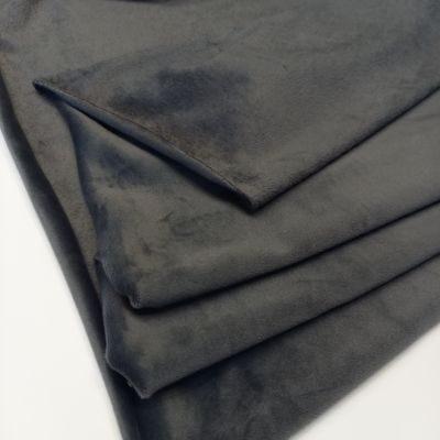 Pilkas soft veliūras su kailiuku