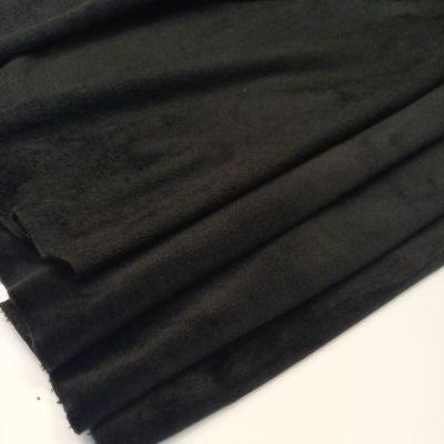 Juodas soft su kailiuku