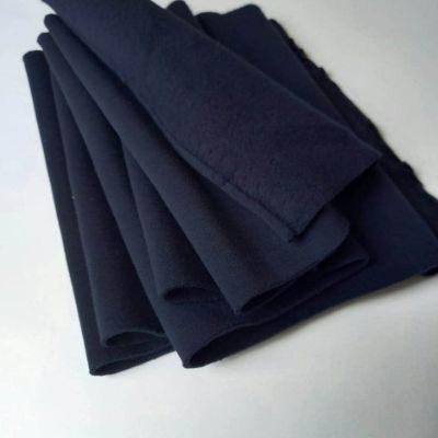 Tamsiai mėlynas pūkis 280gr