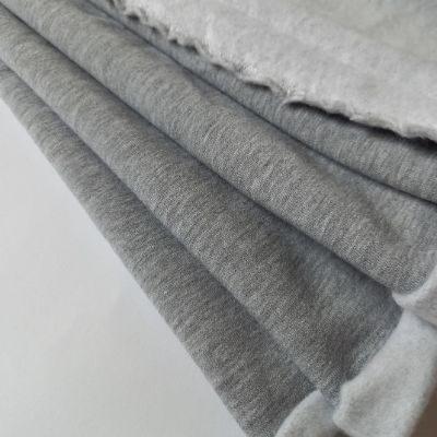 Melandžinis pilkas pūkis su elastanu