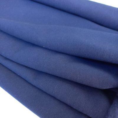 Klasikinis mėlynas pūkis su elastanu