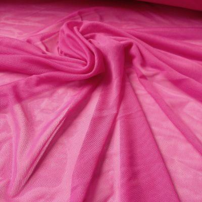 Purus, minkštas rožinis tiulis