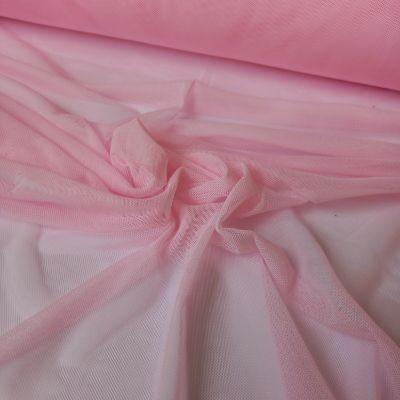 Purus, minkštas baby pink tiulis