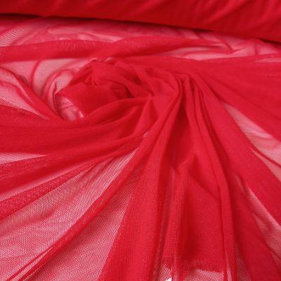 Purus, minkštas raudonas tiulis
