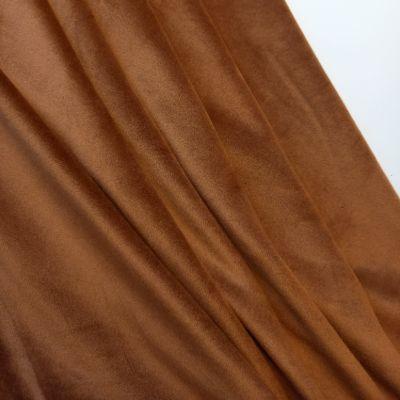 Soft rudai ryžas