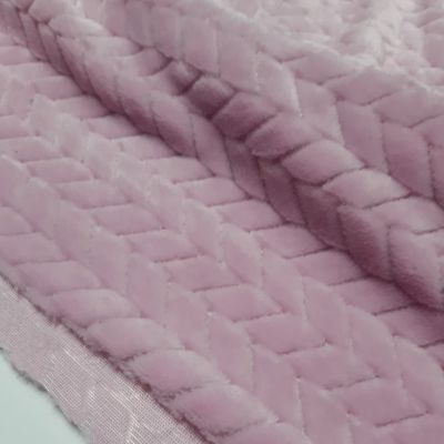 Rožinis soft veliuras