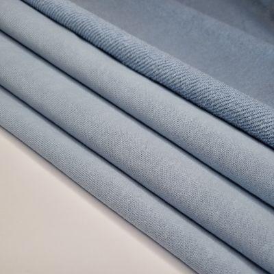 Dusty light blue trisiūlis
