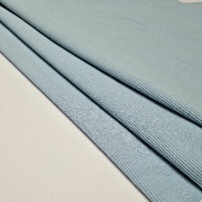 Dusty light blue rib 260gr