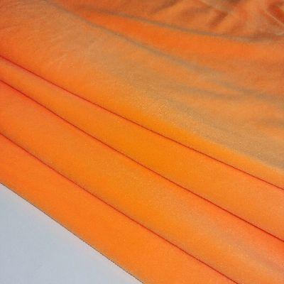 Orange soft veliūras