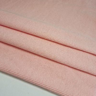 Baby pink light rib 260gr