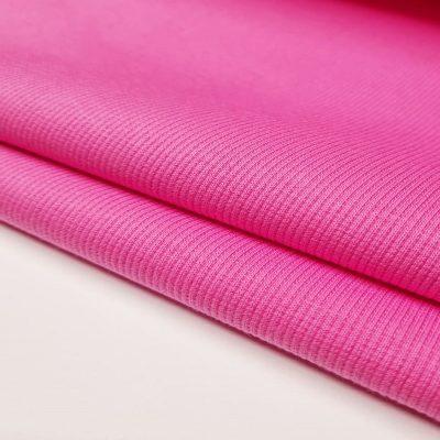 Bubblegum pink rib 300gr