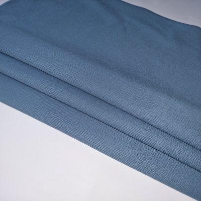 Dusty blue rib 300gr