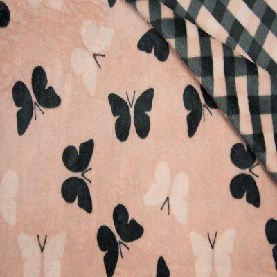 Dvipusis flysas drugeliai
