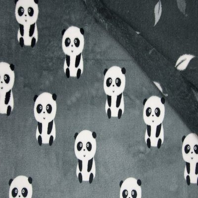 Dvipusis flysas panda