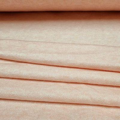 Baby pink spalvos megztas trikotažas