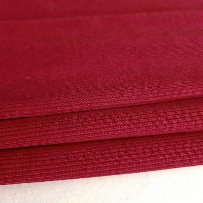 Dark red rib 300gr