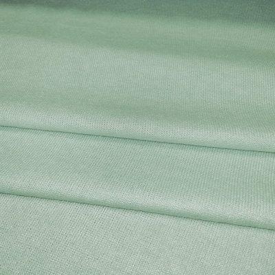 Mėtinės spalvos megztas trikotažas