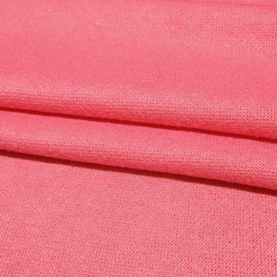 Rožinis megztas trikotažas